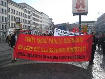 Demonstration am 28.2. in Berlin